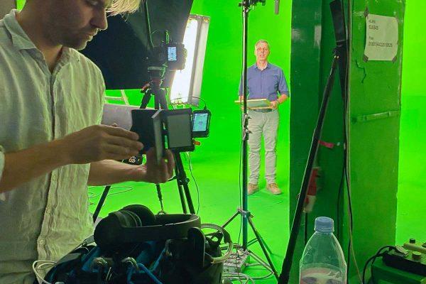 Making of - Virtuelle Tour Ausgrabung
