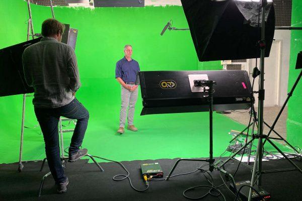 Making of - Virtuelle Tour Archäologie
